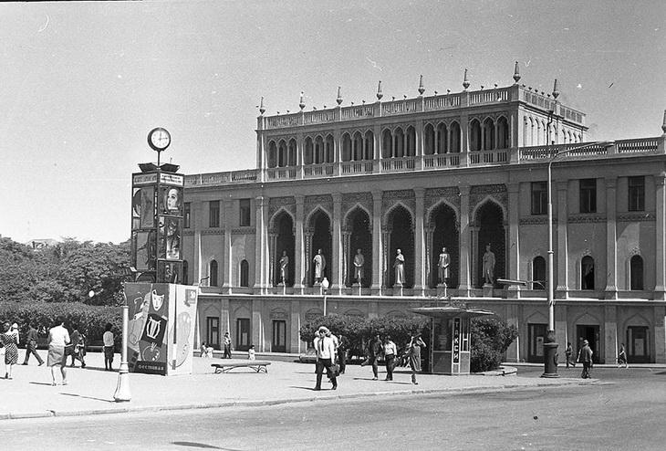 L A Mishin Baku 1967 11