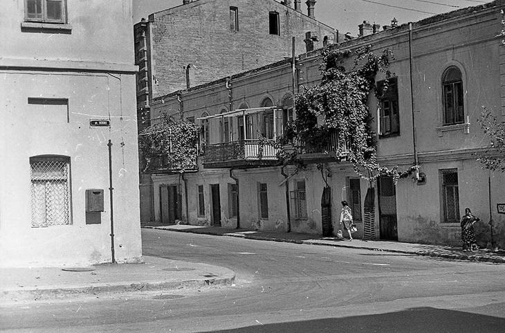 L A Mishin Baku 1967 13