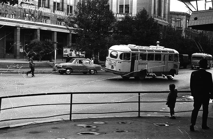 Баку в 1967 году глазами Л.А.Мишина (ФОТО)