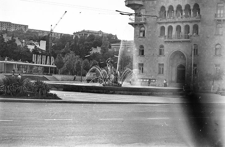 L A Mishin Baku 1967 17