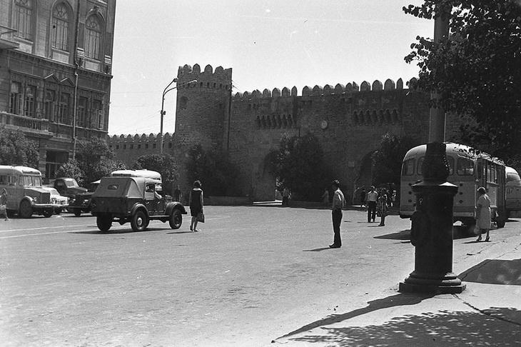 L A Mishin Baku 1967 2