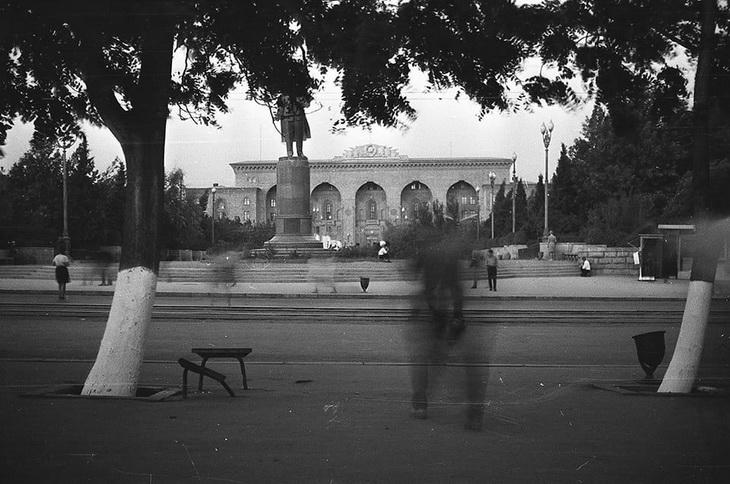 L A Mishin Baku 1967 21