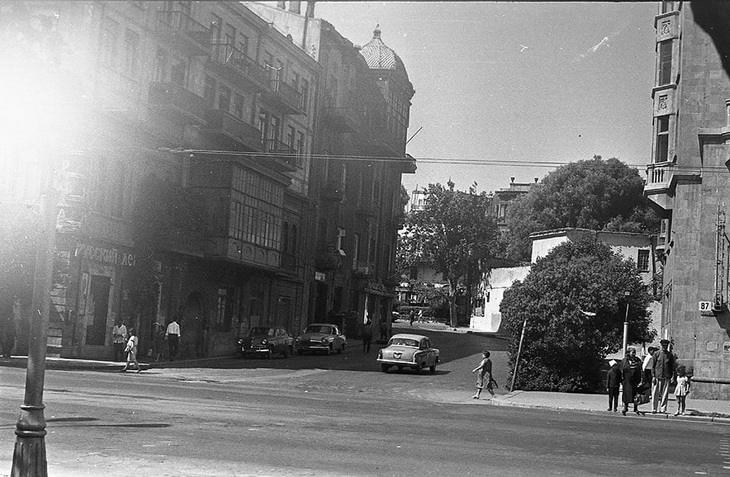 L A Mishin Baku 1967 22