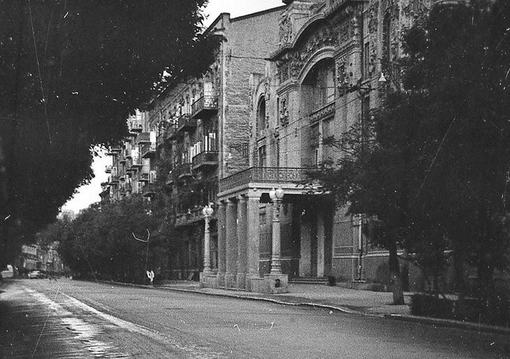 L A Mishin Baku 1967 3