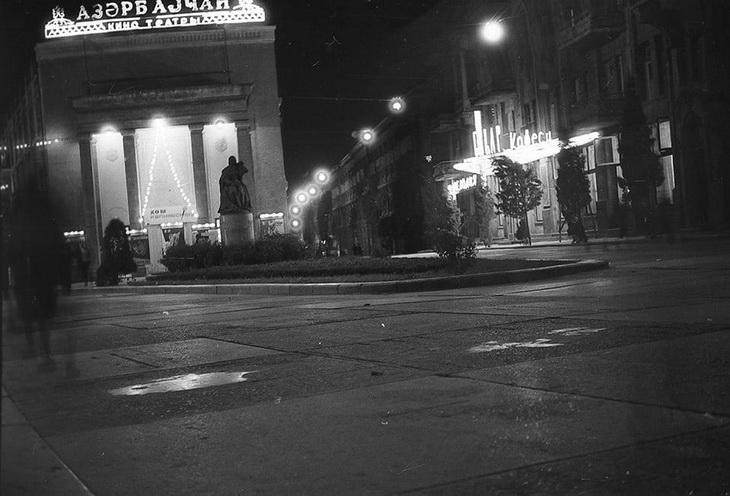 L A Mishin Baku 1967 4