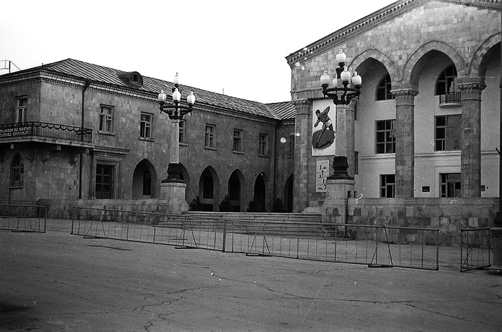 L A Mishin Baku 1967 6