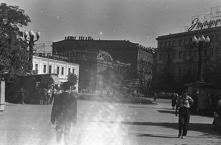 L A Mishin Baku 1967 7