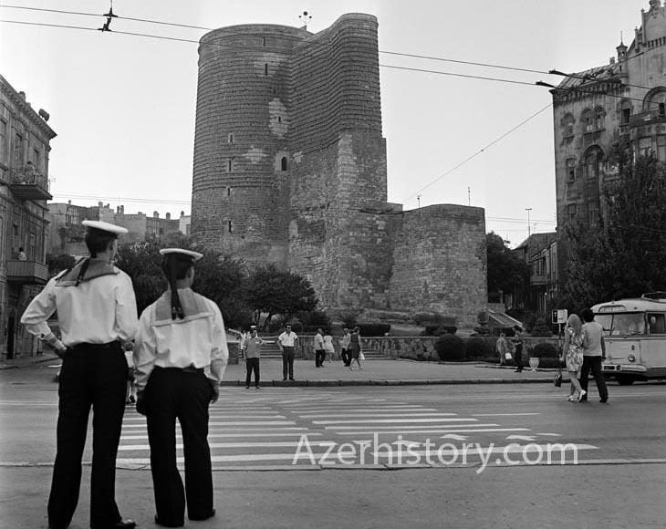 Азербайджан 1950-х, 1960-х и начала 1970-х глазами фотографов из Венгрии (ФОТО)