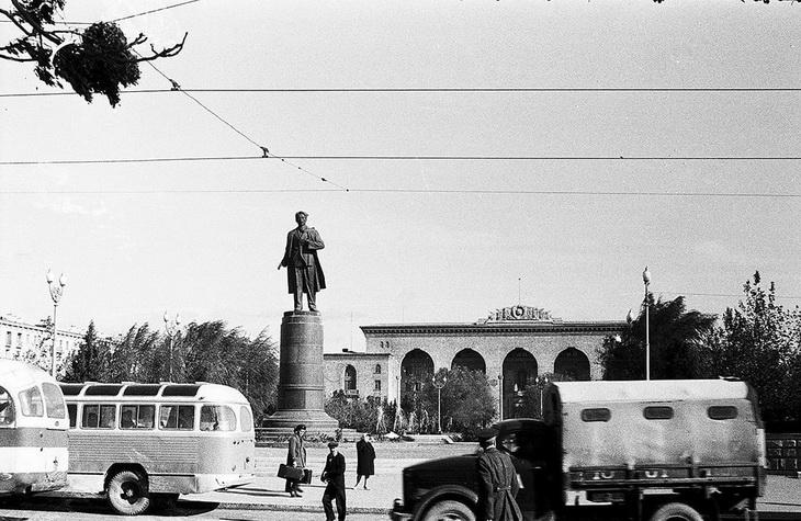 Баку 1963 года на снимках В.Халтурина (ФОТО)