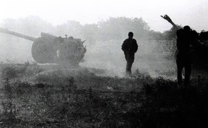 Кровавое лето 1993-го: Азербайджан в битве за Агдам