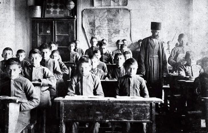На заре советской власти: Тяжелая доля учителей в деревнях Азербайджана (1920-е гг.)