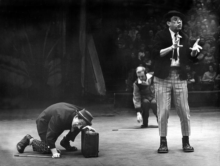 Клоуны, жонглеры и фокусники на арене Бакинского цирка в 1970х-1980х гг. (ФОТО)