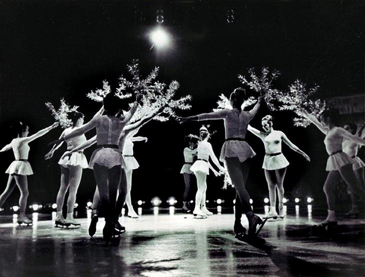 Цирк на льду в Баку, 1970е-1980е гг. (ФОТО)