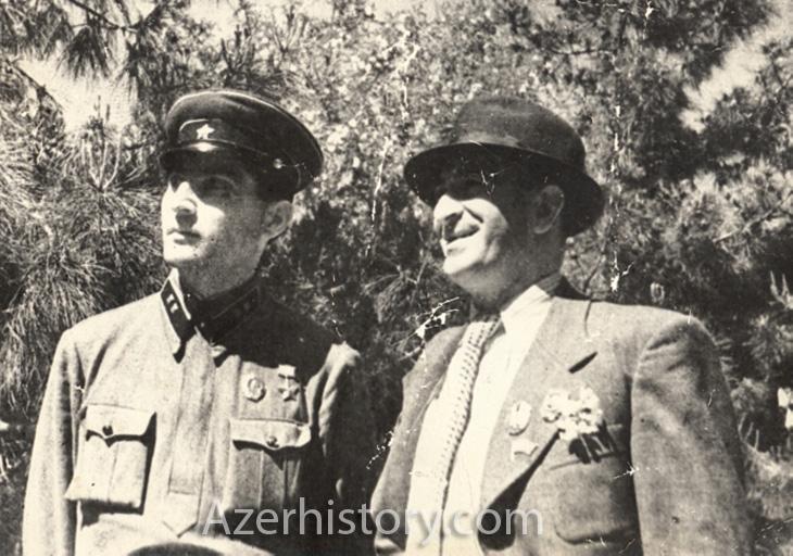 Бюль-Бюль и Великая Отечественная война (1941-1945)