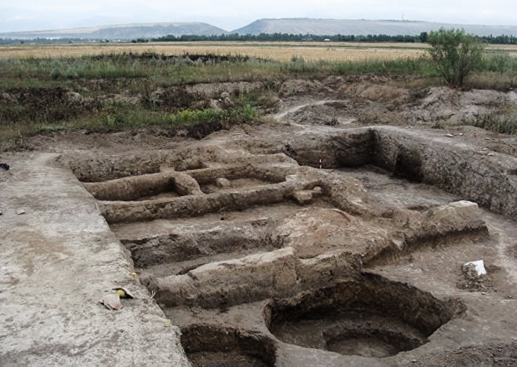 Галаери: Поселение начала IV тыс. до н.э., обнаруженное в Азербайджане