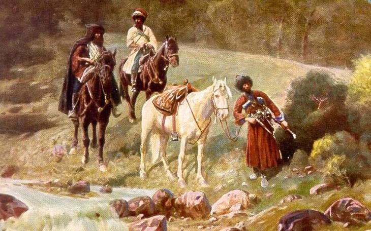 Об участии азербайджанцев в Кахетинском восстании 1812 г.
