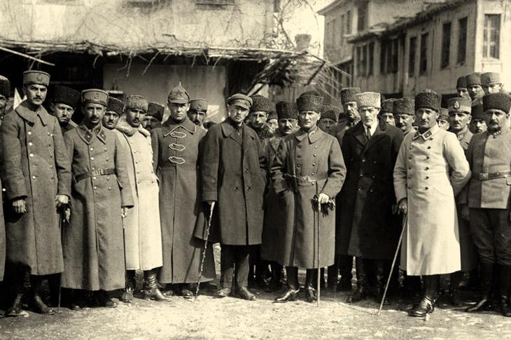 О помощи советского Азербайджана Турции в 1920-х гг.