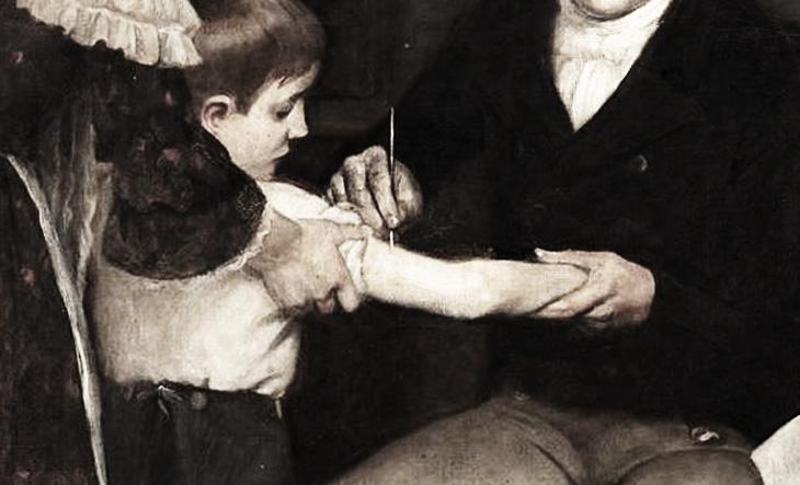 Азербайджанский врач против эпидемии оспы в Иране (1820-е гг.)