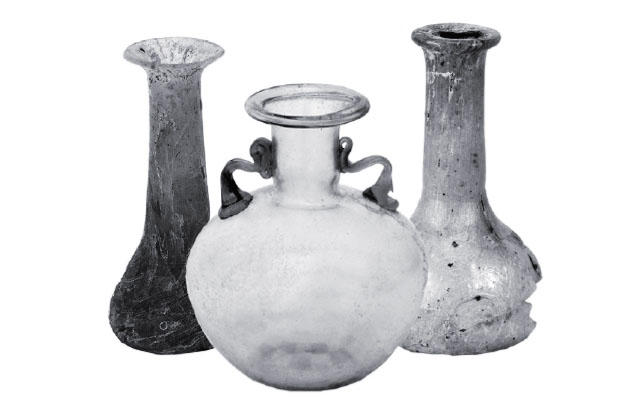 По следам Кавказской Албании: о римском стекле II-III вв. н.э. из Габалы (ФОТО)
