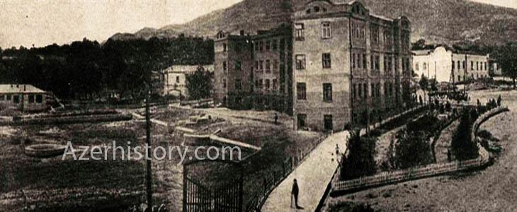Город Ханкенди в Нагорном Карабахе 1920-1930 годов (ФОТО)