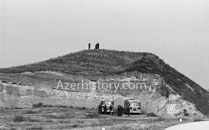 Ханкенди (Нагорный Карабах) в 1990-х гг. (ФОТО)