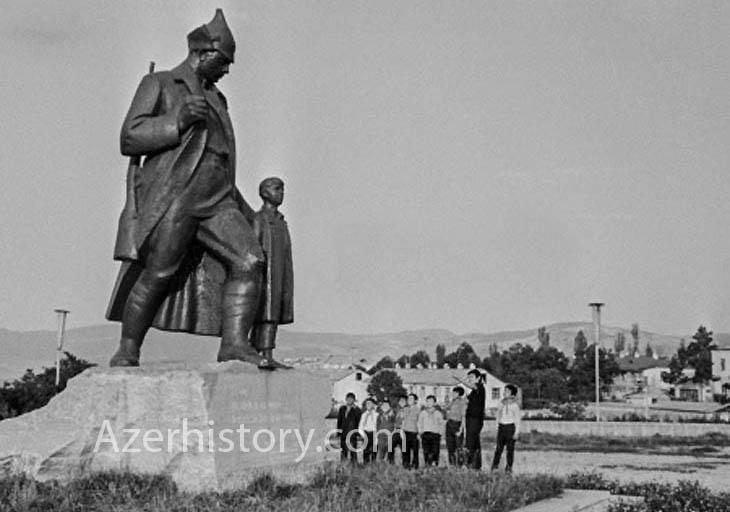 Ханкенди, Нагорный Карабах в 1970-х годах (ФОТО)