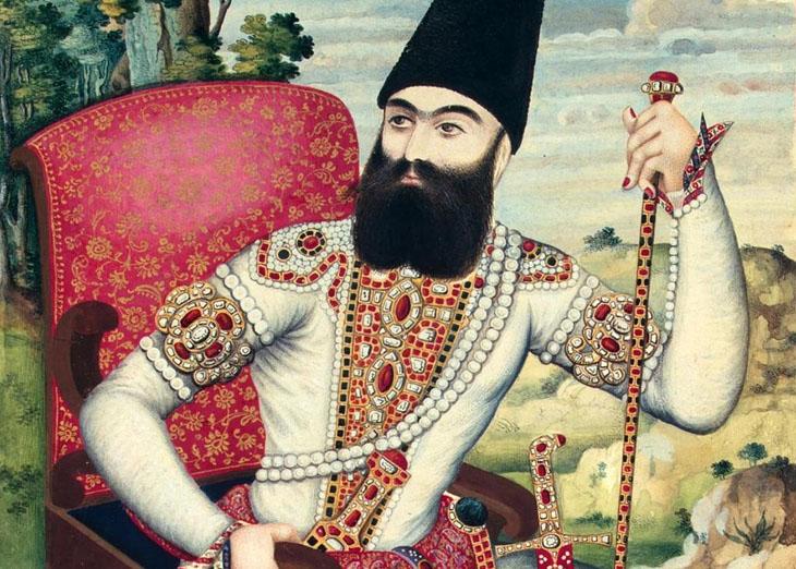 Тюркская легенда о Фет-Али шахе и Аббас Мирзе (записано в 1935 г.)