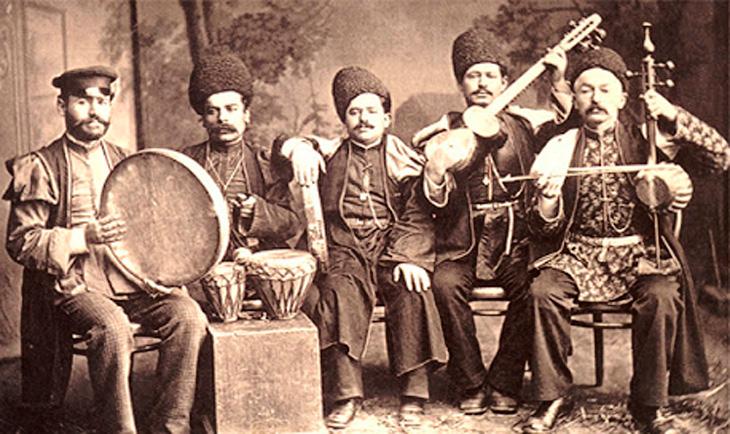"""""""Небесная музыка"""": стилевые, символические аспекты азербайджанского мугама"""