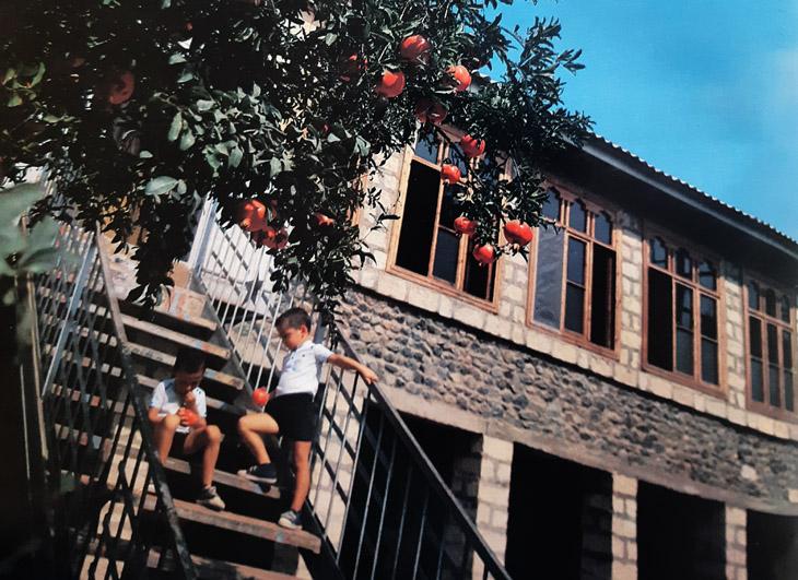 Экспериментальные проекты сельских домов Азербайджана 1981-1985 гг. (ФОТО)