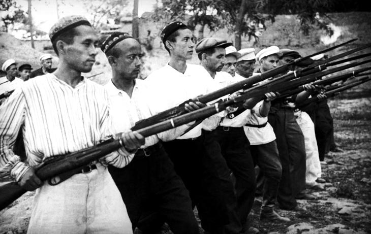 Связи азербайджанского и узбекского народов в 1941-1945 гг.