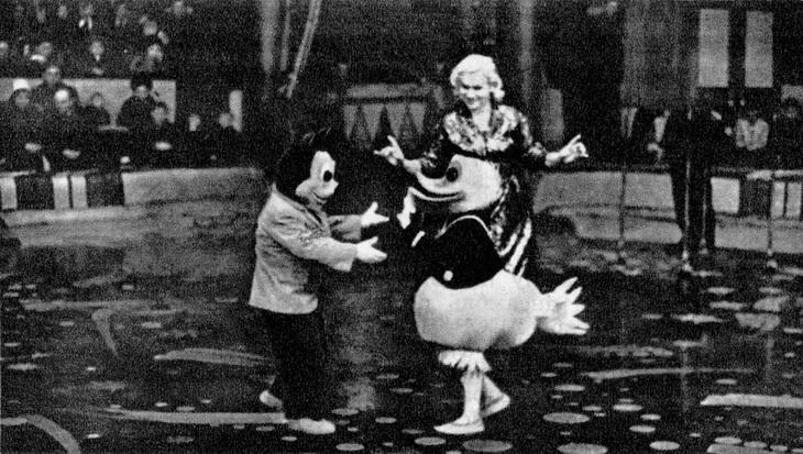 Такие разные артисты на арене Бакинского цирка в 1970х-1980х гг. (ФОТО)