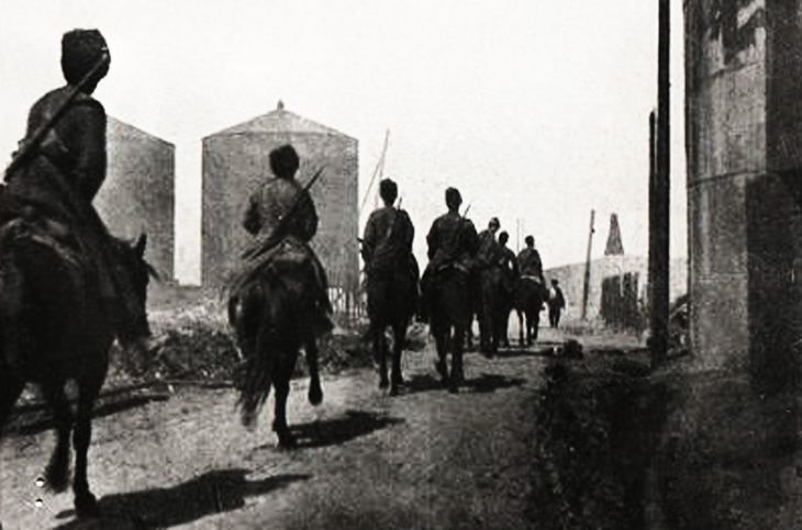 Кровавый август: Детали резни в Баку 1905 г. (по рапортам полиции)