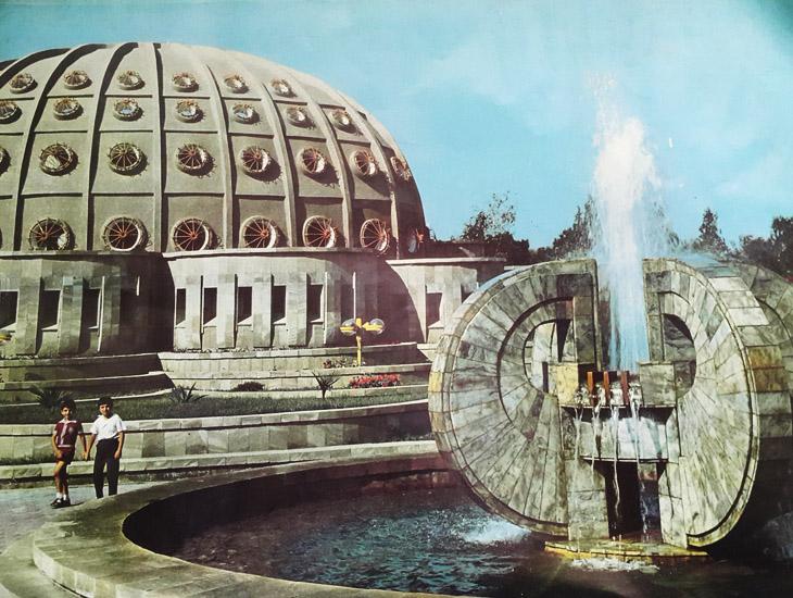 Виды Баку из календаря за 1989 год (ФОТО)