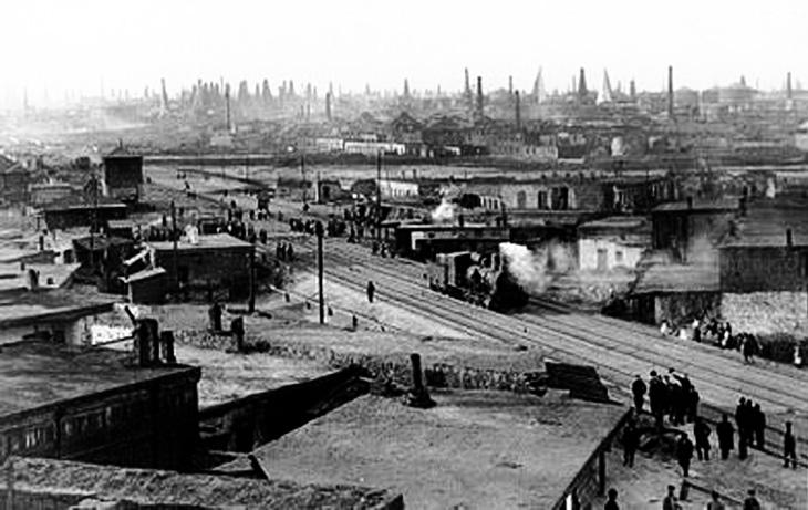 Развитие предпринимательства в Азербайджане во II пол. XIX – нач. XX вв.