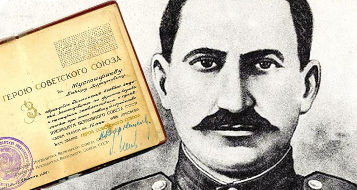 Бекир Мустафаев: герой двух народов