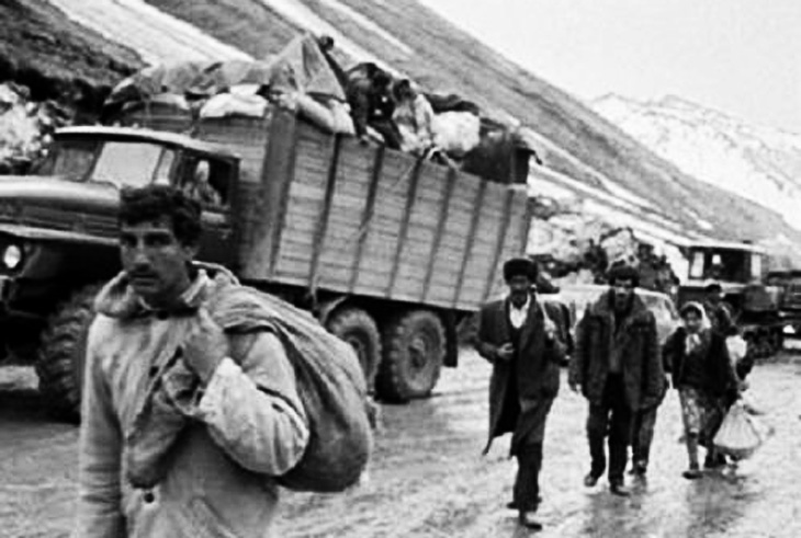 Трагическая судьба азербайджанцев Еревана в советский период