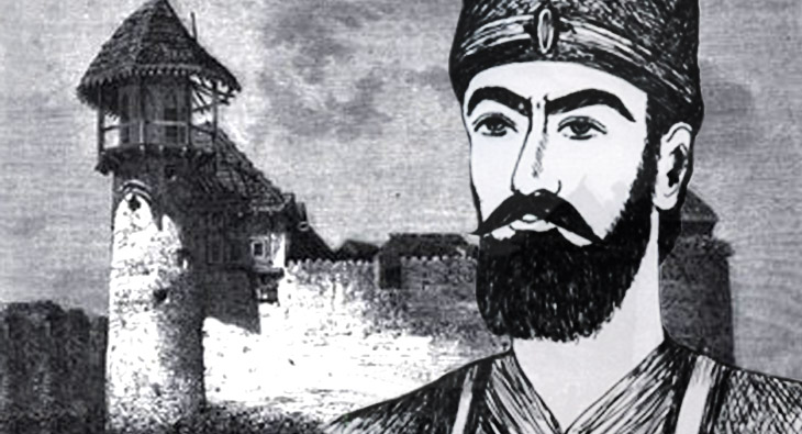 """Ибрагим Халил хан и вопрос """"освобождения Карабаха"""" в конце XVIII в."""