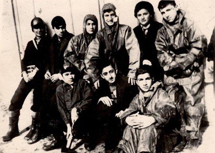 «Илдырым»: студенческая антисоветская организация в Азербайджане (1940-е гг.)