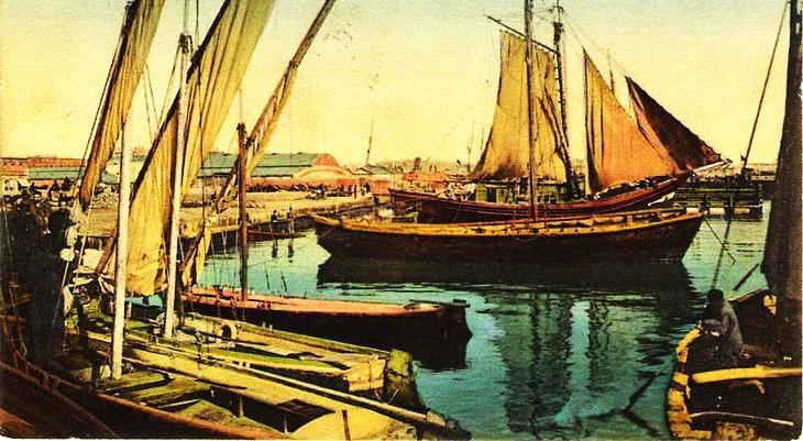 Каспий и Бакинский порт в записках французского консула в Тбилиси (1820 г.)