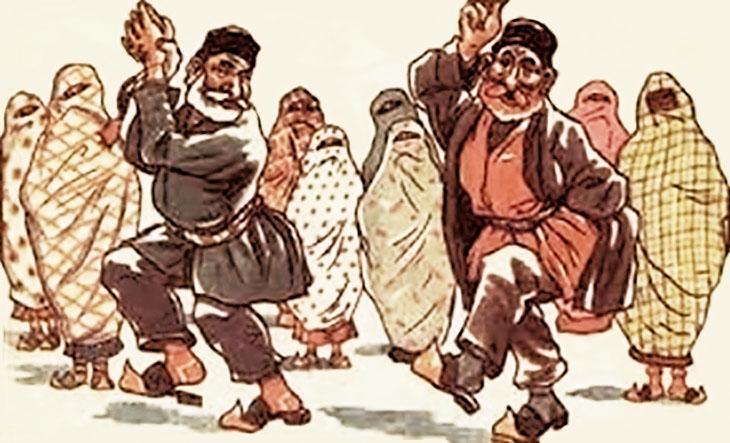 Женский вопрос в азербайджанском обществе (начало XX века)