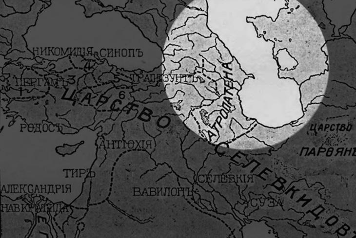 Европейские, американские карты и источники об Азербайджане и его населении (ФОТО)