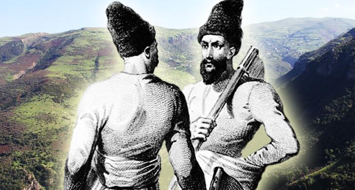 Заметки о Ленкорани и Талыше: Путешествие З.Ширвани в Азербайджан (1796 г.)