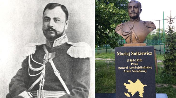 Мамед-бек Сулькевич: первый генерал Армии АДР с высшим образованием