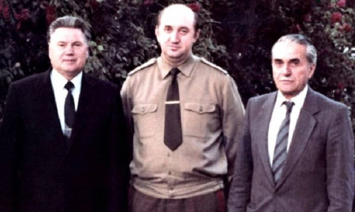 """Воспоминания """"железного генерала"""" о ситуации в Карабахе в 1988-1990 гг."""