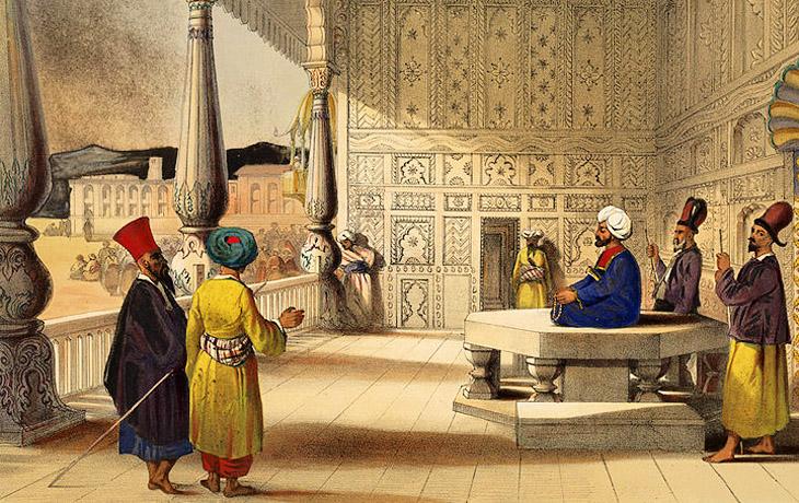 Афганистан нач. XIX в. глазами азербайджанца Зейналабдина Ширвани (1780-1838)