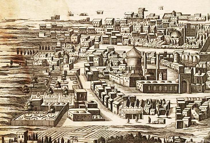 Южный Азербайджан в заметках путешественника З.Ширвани (1780-1838)