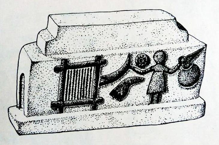 Свидетельства ковроткачества на могильных камнях средневекового Азербайджана (ФОТО)