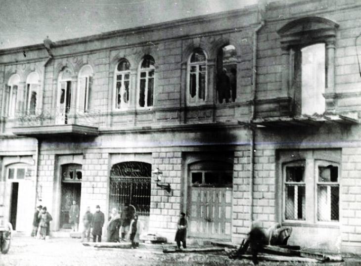 Тайны Баку: Как миллионеры пытались остановить бакинскую резню 1905 г.