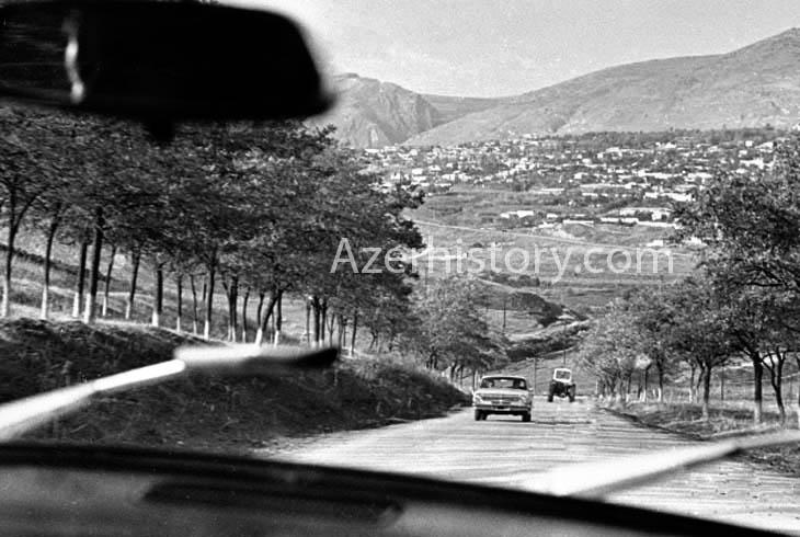 Равнинный и Нагорный Карабах 1970-1980-х глазами В.Калинина (ФОТО)