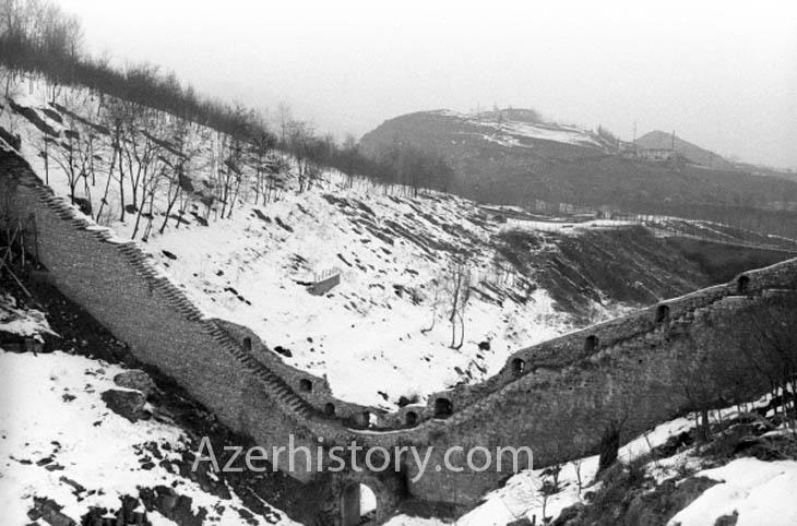 Нагорный Карабах в 1981-1991 гг. глазами Бориса Кауфмана (ФОТО)